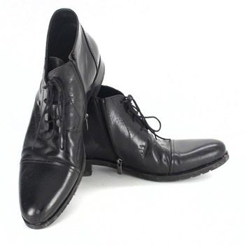 Pánská společenská obuv Ted Lapidus černé 79979a9050