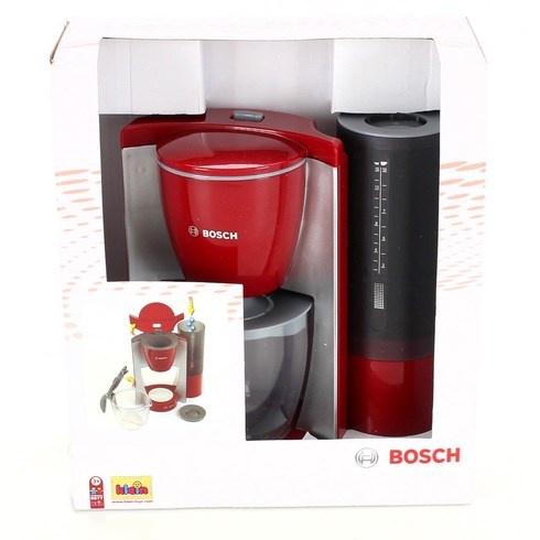 Dětský kávovar Klein Bosch červený