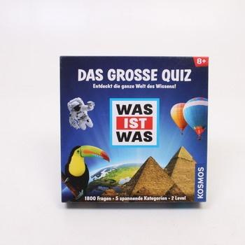 Desková hra Kosmos Das grosse Quiz