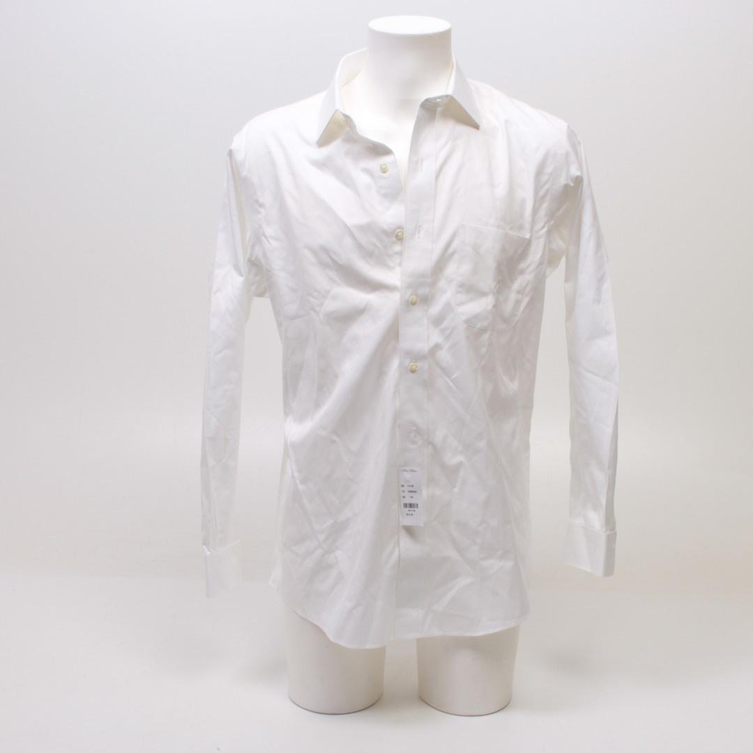 Pánská košile Brooks Brothers Bílá