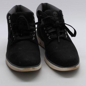 Pánská černá obuv Timberland Bradstreet
