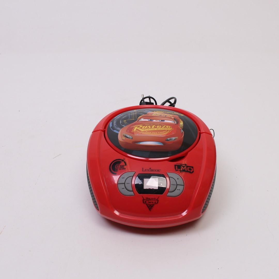 Rádio s CD přehrávačem