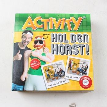 Hra Piatnik Activity Hol den Horst