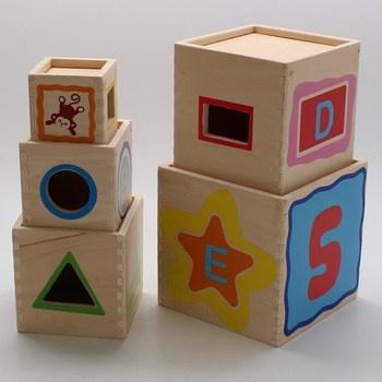 Dřevěná hračka Eichhorn 100002085