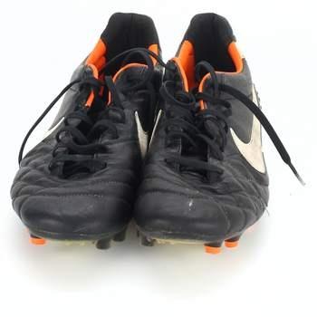 Dětské kopačky Nike Tiempo černé 181634e037