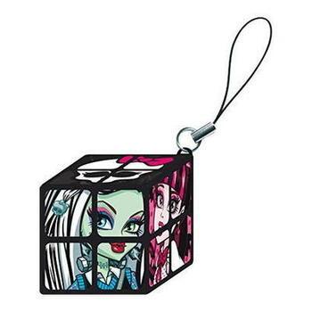 Přívěšek na klíče Monster High kostka
