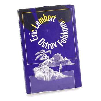 Kniha Ostrov Fulakona Eric Lambert