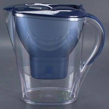 Filtrační konvice Brita Marella modrá 7 ks