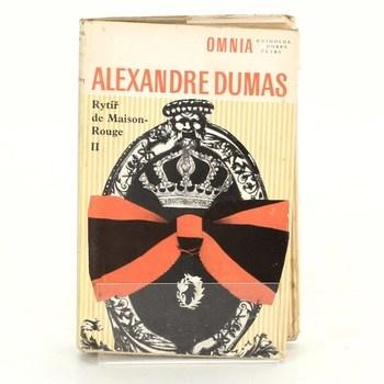 Alexandre Dumas, st.: Rytíř de Maison-Rouge II