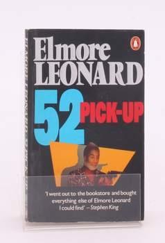 Kniha Elmore Leonard: 52 Pick-Up