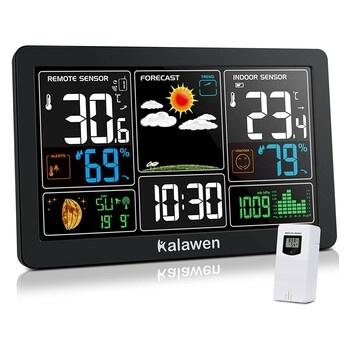 Meteostanice Kalawen, černá