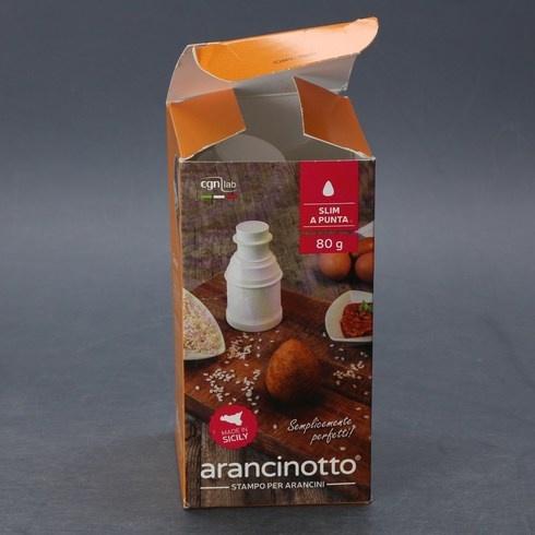 Tvořítko plastové bílé Arancinotto