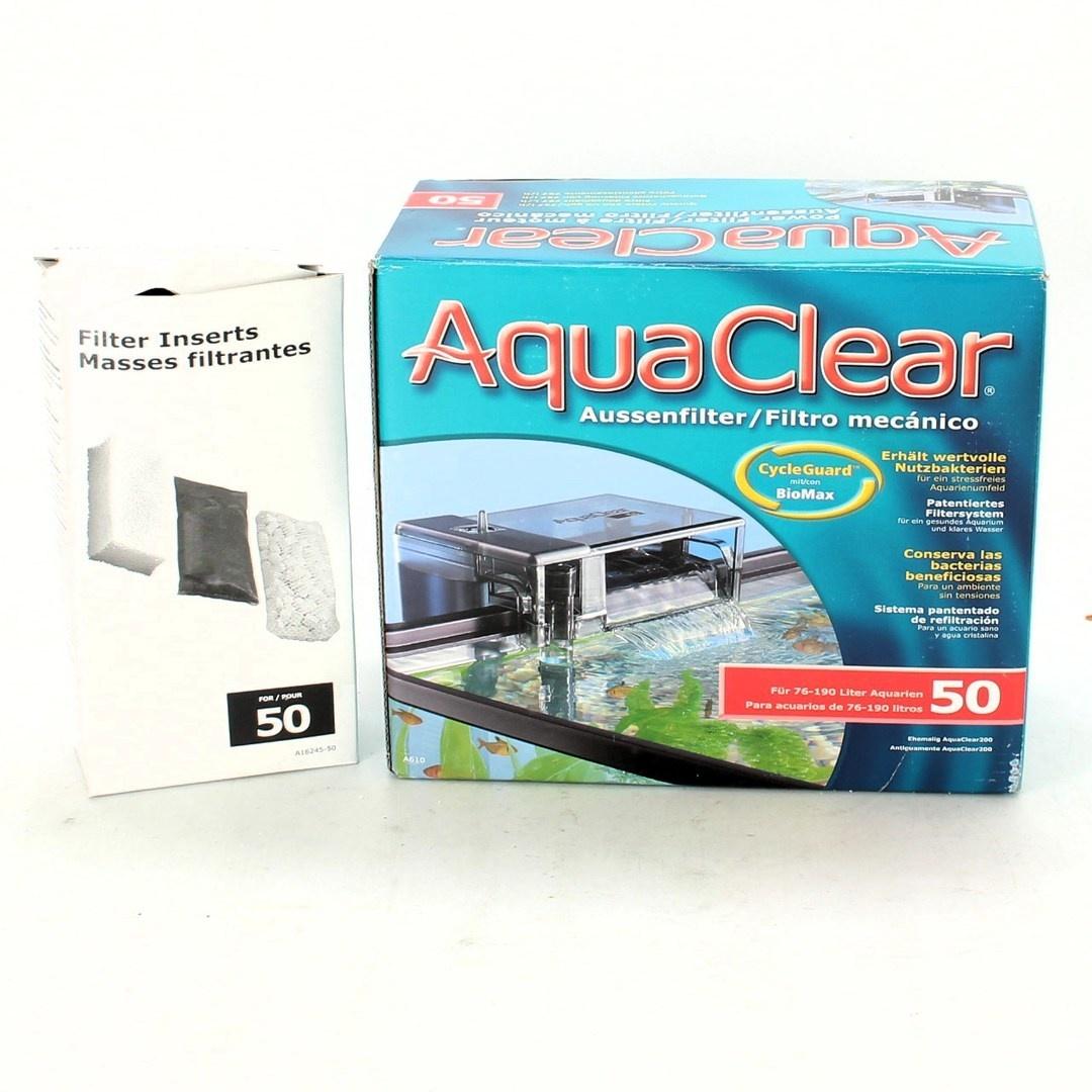 Akvarijní filtr Aqua Clear A610
