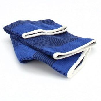 Bandáž na loket Chaoba modré barvy