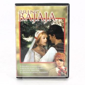 DVD Princ Bajaja pohádka o chrabrém princi