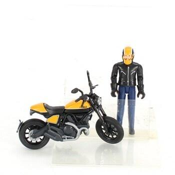 Akční figurka Bruder Ducati Full Throttle
