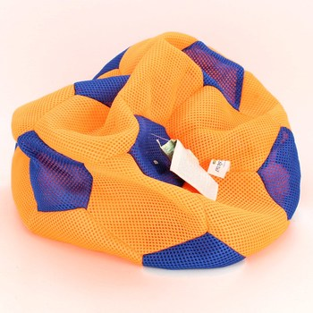 Nafukovací míč Eddy Toys 40 cm oranžový
