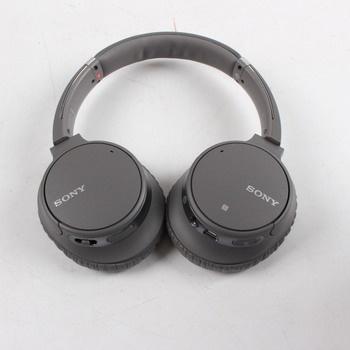 Náhlavní sluchátka Sony WH-CH700N šedá