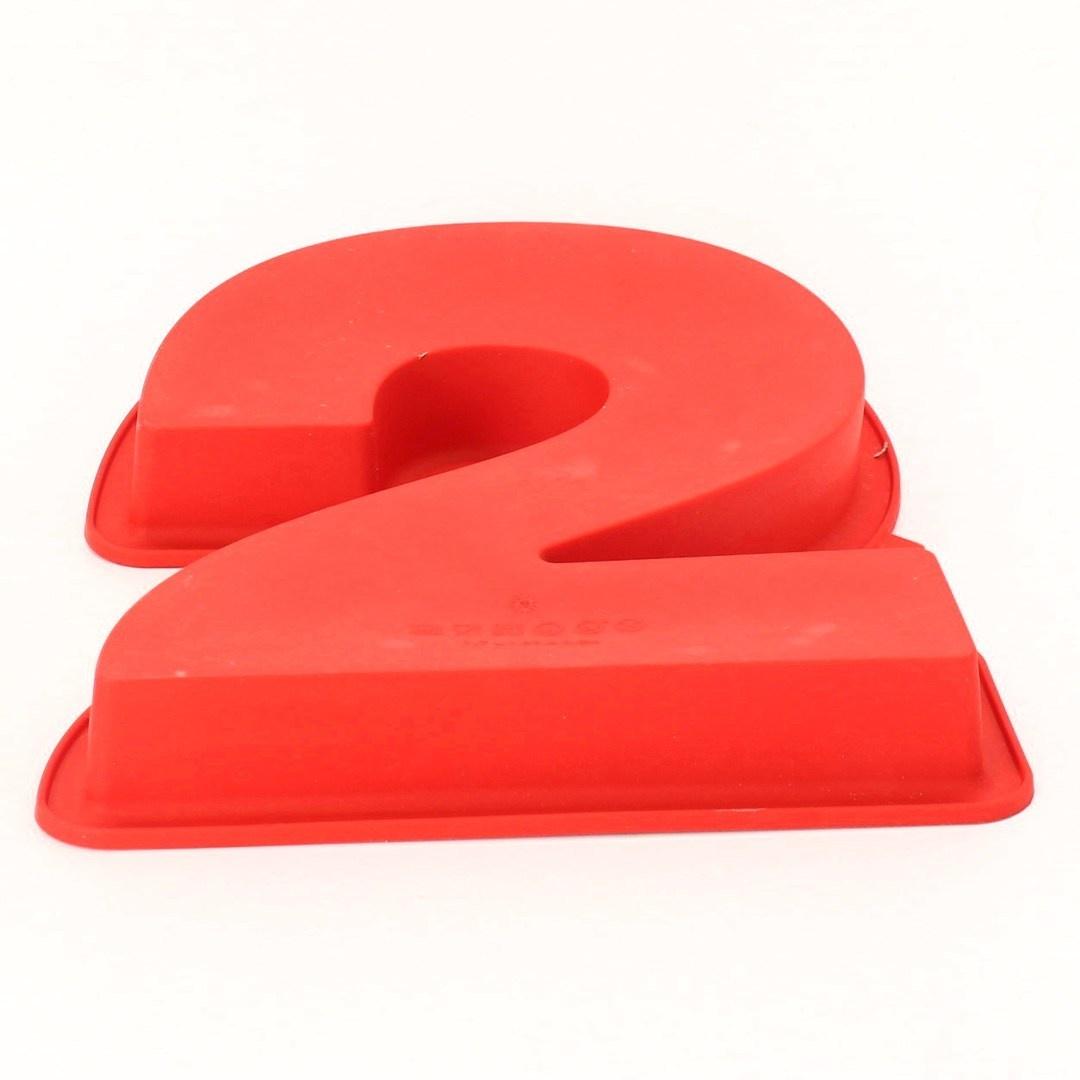 Forma Lékué ve tvaru čísla 2
