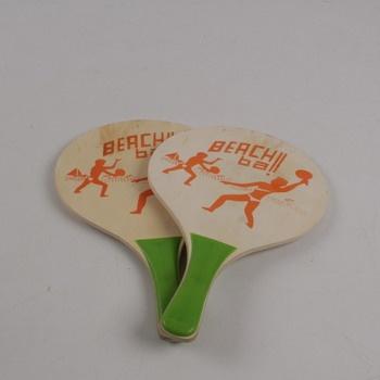 Pálky na plážový tenis Delta sport