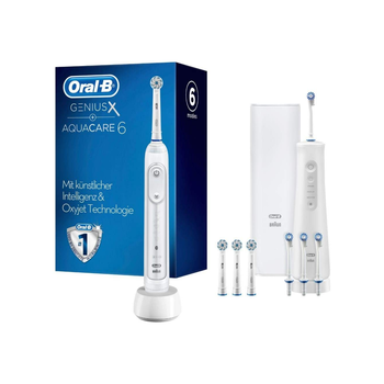 Sada Oral-B Genius X AquaCare 6