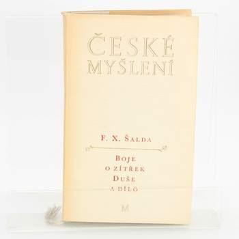 Kniha České myšlení