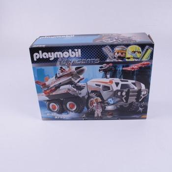 Stavebnice Playmobil 9255 Top Agents