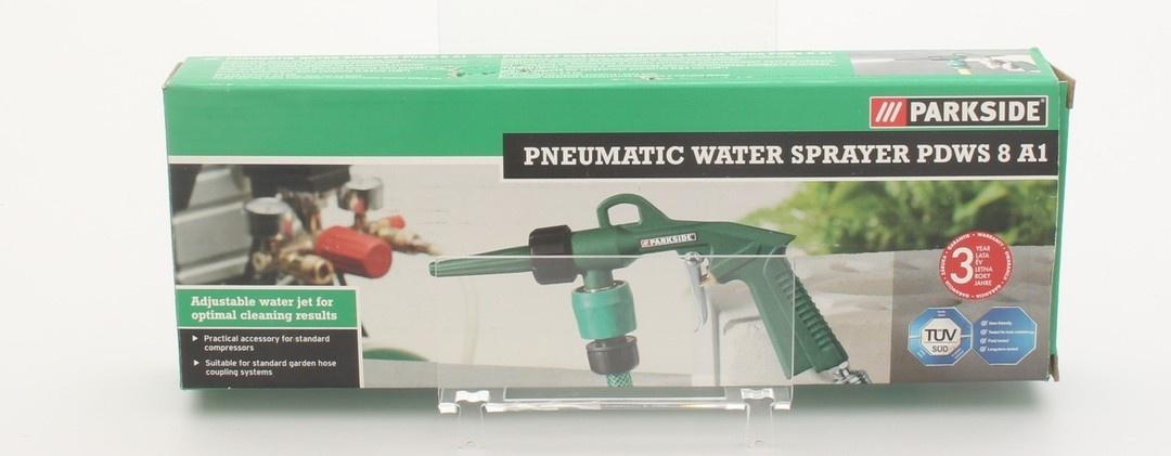 Pneumatický vodní rozprašovač