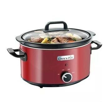 Pomalý hrnec Crock-Pot SCV400RD-050