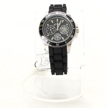 Silikonové hodinky Jet Set J50962-247