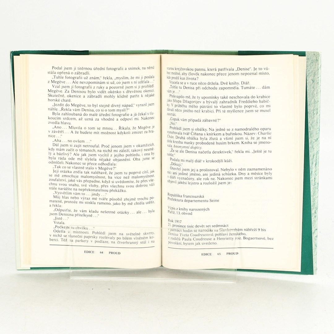 Kniha Patrick Modiano: Ulice temných krámků
