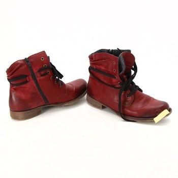 Dámské kotníčkové boty Rieker 70829