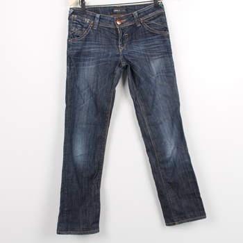 Dámské džíny Only v odstínu modré 2eb699722d