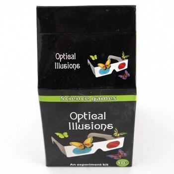 Mini fyzická sada Lamps optické klamy