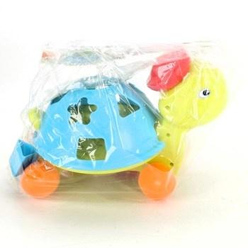 Mochtoys vkládačka ve tvaru želvičky