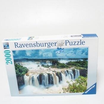 Puzzle Ravensburger 16607  Vodopád Iguazu
