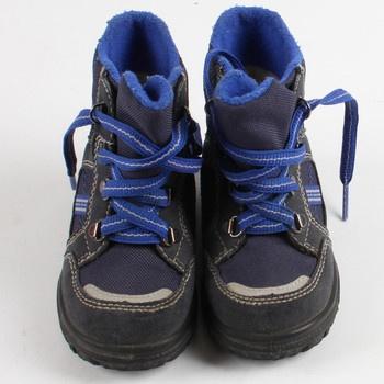 Dětské zimní boty Superfit