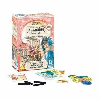 Společenská hra Piatnik Alhambra