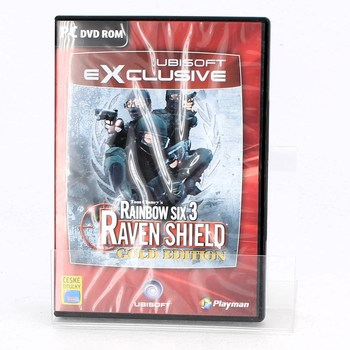 Hra pro PC: Rainbow six 3 Raven Shield