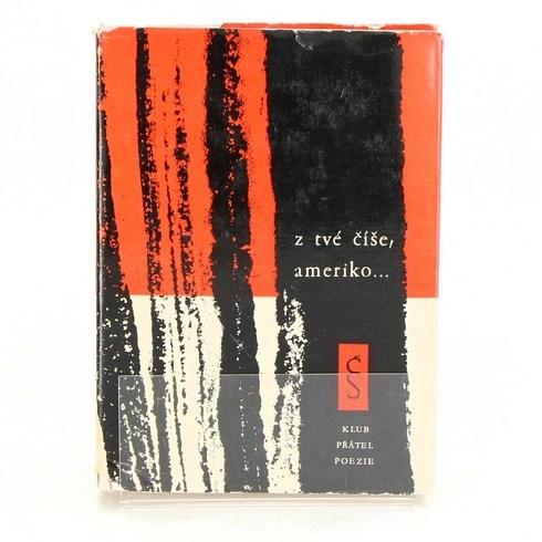 Kniha Z tvé číše, Ameriko...