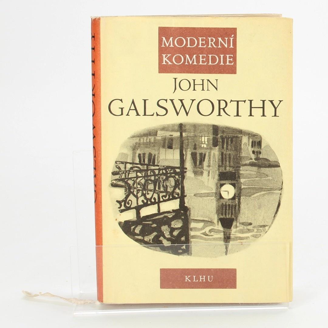Kniha Moderní komedie II.díl:Stříbrná lžička