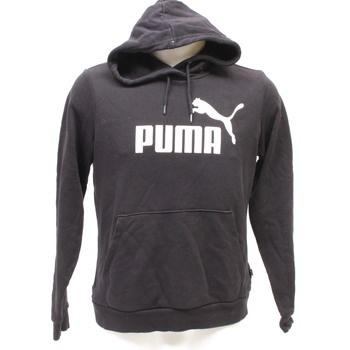 Pánská mikina Puma Essentials černá