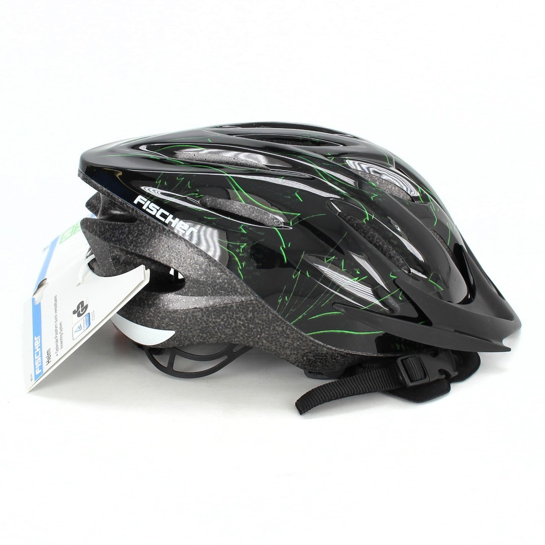 Cyklistická helma Fischer 86147 černá