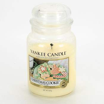 Svíčka Yankee Candle Christmas Cookie