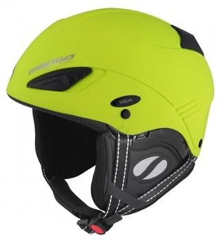Lyžařská helma Mango Wind Free limeta mat