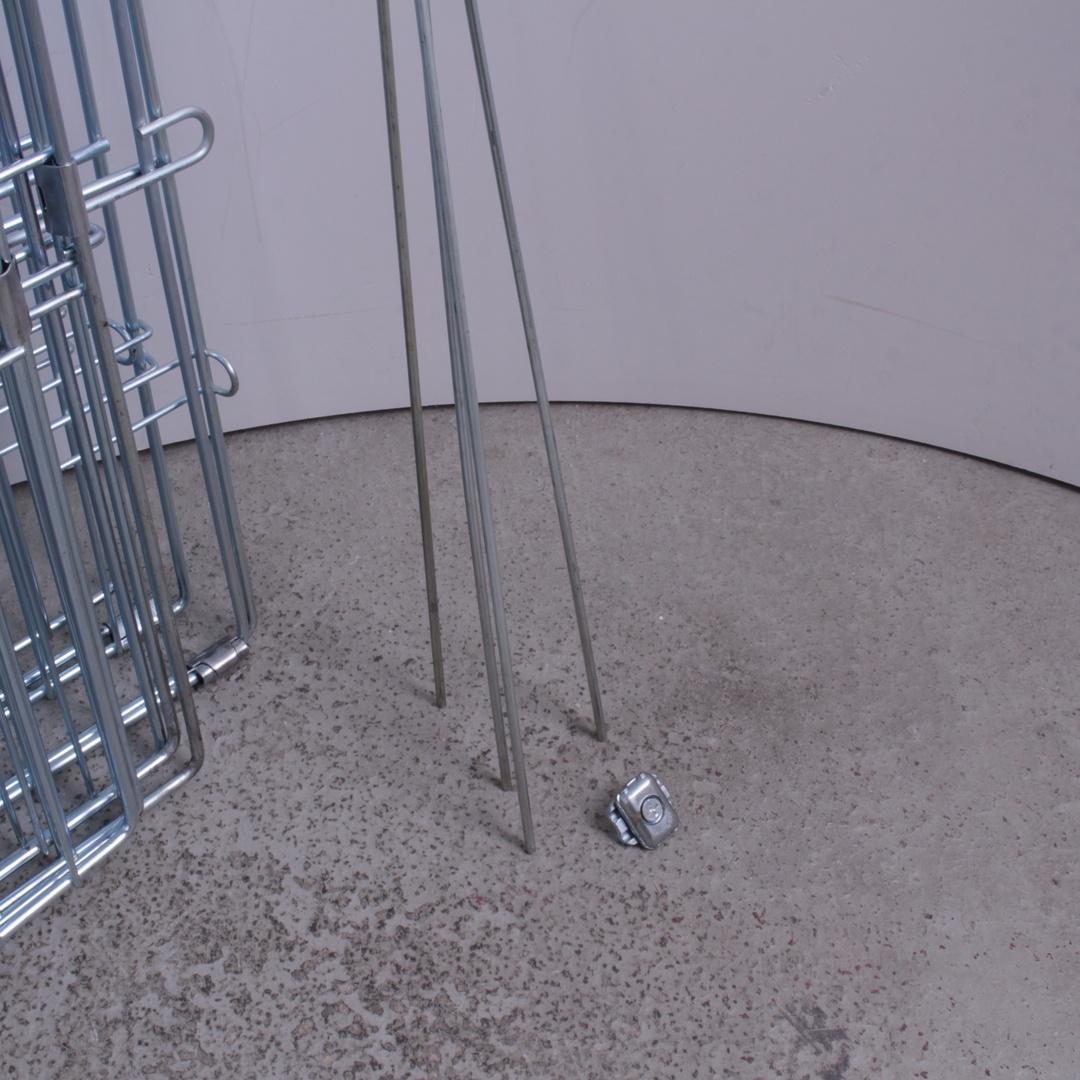 Ocelová klec pro hlodavce Kerbl