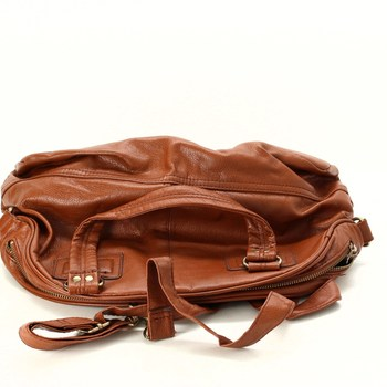 Dámská kabelka H&M hnědá s popruhem