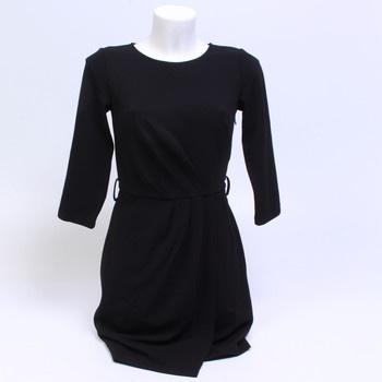 Společenské šaty Morgan černé