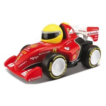 Autíčko Ep Line Ferrari se smykem