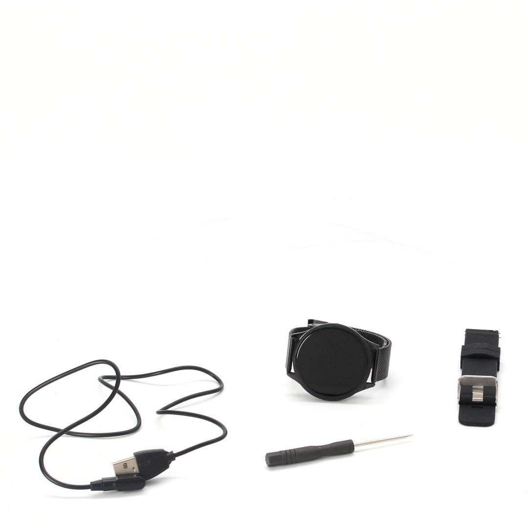 Chytré hodinky HopoFit HF05 černé